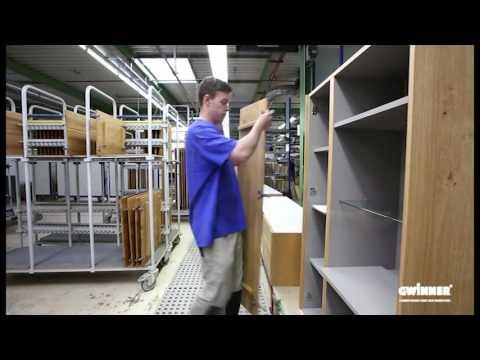 Gwinner. Современное производство мебели.