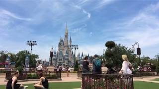 The Sights and Sounds of The Magic Kingdom (5/11/17)