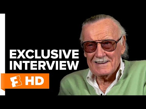 Super Secrets with Stan Lee (2017) Exclusive Interview | All Access