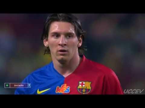 Messi Vs Valencia H 2008 09