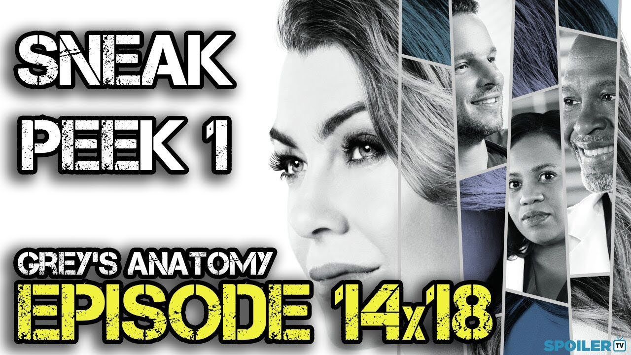 Grey\'s Anatomy 14x18 Sneak Peek Clip \