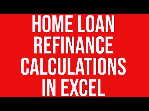 house loan calculator excel