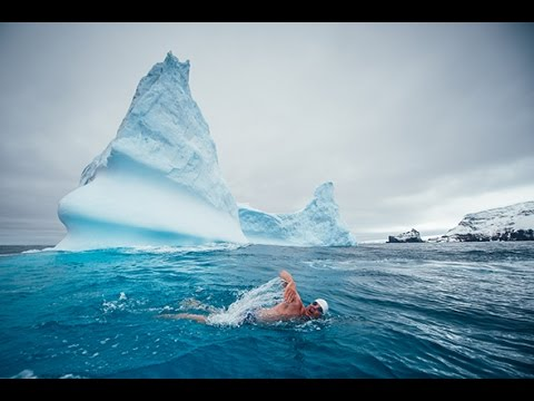 Lewis Pugh interview: first man to swim at the North Pole