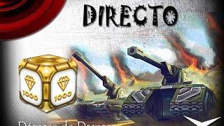 El Magnum dorado (Tanki Online) // Gameplay