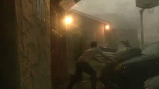 Surprise hail storm in Phoenix