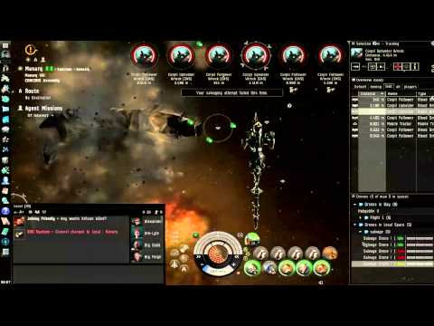 E-017- Starting SOE Epic Arc - TFC Plays EvE Online
