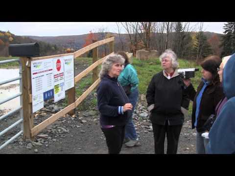 A Tour of Pennsylvania Hydrofracking Sites