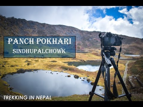 Panch Pokhari Sindhupalchowk, Trekking in Nepal