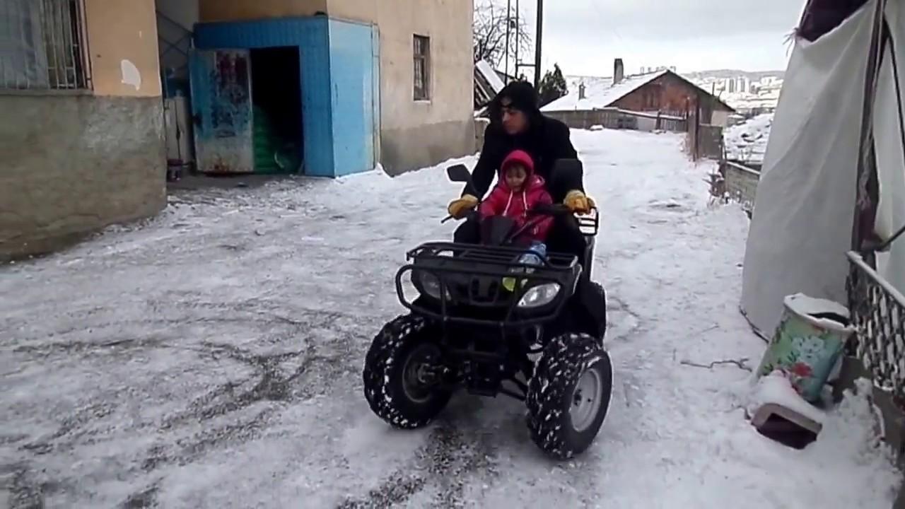 Quadrocycle Irbis 150 ve özellikleri