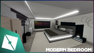 ROBLOX Studio | Designing a Modern Bedroom