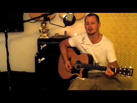 Her Man-Gary Allan-Live Acoustic Cover by T.J. Brown