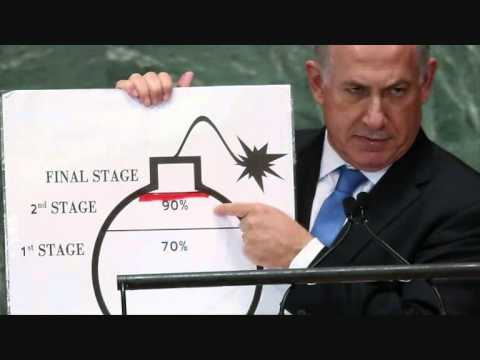 netanyahu`s bomb