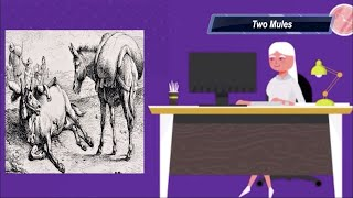 Two Mules Poem (Blue-Collar vs White Collar Worker) - Education Highway