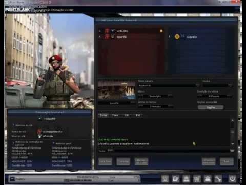Major usando hack!! point blank