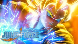 Jump Force - Official Story & Avatar Trailer