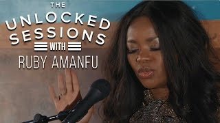 "The UnLocked Sessions: Ruby Amanfu - ""Shadow On The Wall"""