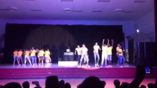 HA2 C6: The Ultimate Experience: Camp Hip hop skit