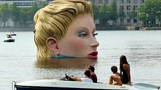 மிரளவைக்கும் 10 அபூர்வ சிலைகள் | 10 Amazing sculpture in the world