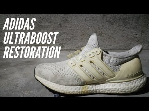 Ukay Restoration: Adidas Ultraboost (HD)