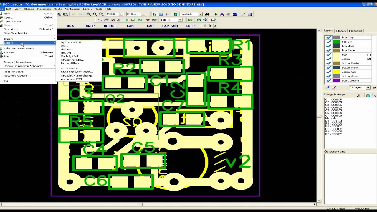 Pcb Design And Manufacturing Youtube How Did I Do The Printed Circuit Board Layout In First Place