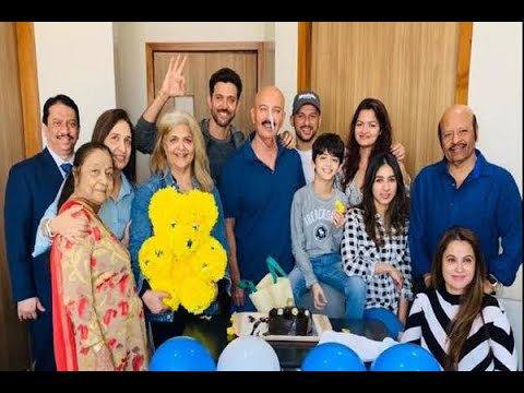 Hrithik Roshan shares FIRST PIC with Dad Rakesh Roshan post his surgery for throat cancer! Mp3