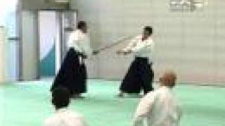 Principes d'aïkido - René Van-Droogenbroeck (VDB) (Trailer)