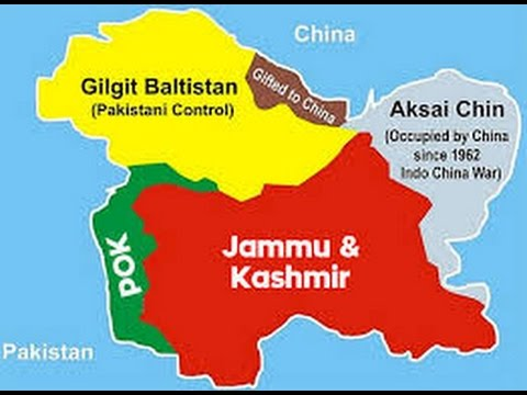 Pakistan is trying to Change status of disputed Gilgit-Baltistan to Protect the Interest of china