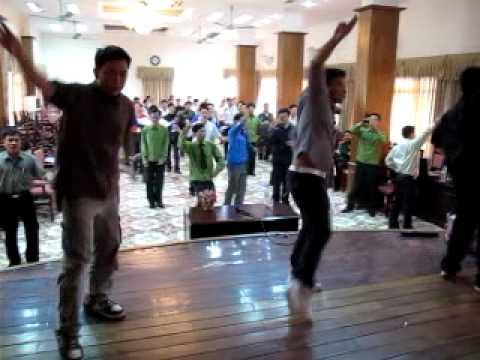 Dạy nhảy Rasa sayang