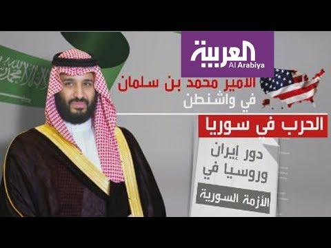 مباحثات الأمير محمد بن سلمان في واشنطن  - نشر قبل 3 ساعة