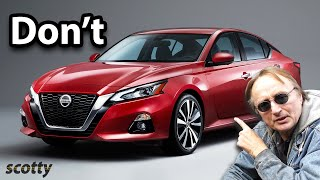 5 Cars You Should Never Buy