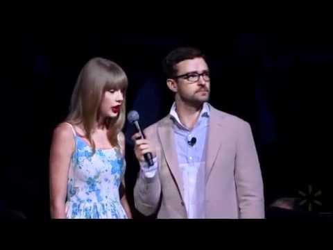 Taylor Swift's interview at Walmart Meeting (June 1st 2012)