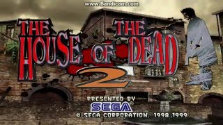 HOUSE OF THE DEAD 2 PC ARCADE LONGPLAY 1080p 60FPS