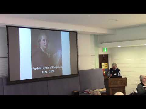 Rob Mazza - Frederik Henrick af Chapman and the Marine Museums of Sweden and Denmark (Part 1)