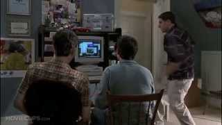 American Pie (8-12) Movie CLIP   Nadia on the Web Cam (1999) HD @ Coolmoviezone.com