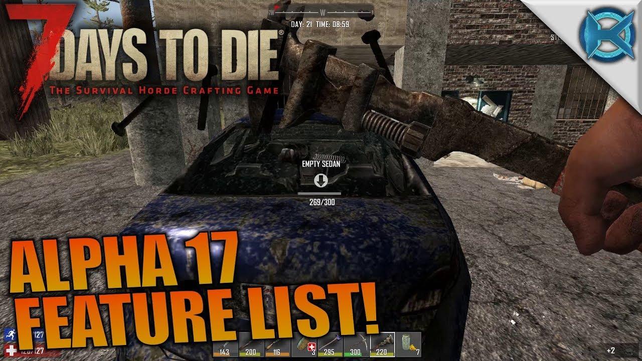 7 Days To Die Free Download - PcGameFreeTop: Full Version