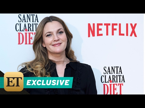 EXCLUSIVE: Drew Barrymore Reveals 'Santa Clarita Diet' Made Her Start 'Thinking Like a Woman Agai…