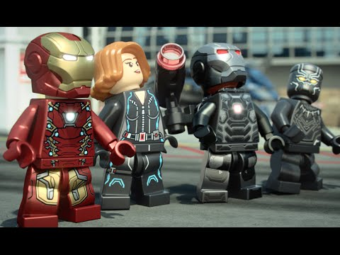 Avengers Disassembled - LEGO Marvel Super Heroes - Full Mini Movie videó letöltés