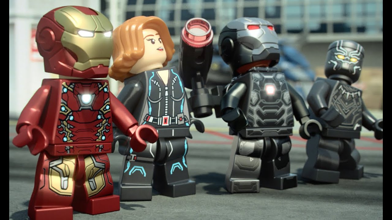 Avengers Disassembled Lego Marvel Super Heroes Full Mini Movie