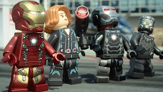 Avengers Disassembled - LEGO Marvel...