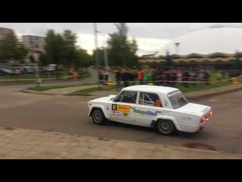 DHL Rally Elektrėnai 2017 1st Day