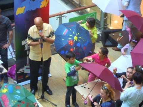 Park Bulvar şemsiye Boyama Etkinliği Youtube