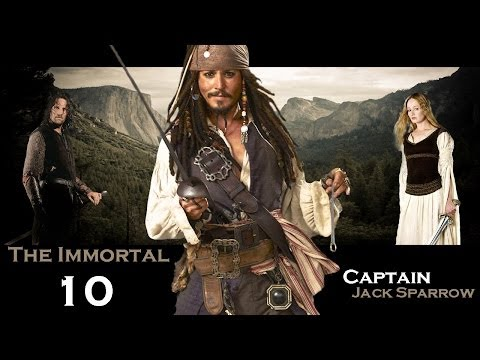 Fanfiction The Immortal Captain Jack Sparrow Part 10 from YouTube · Duration:  7 minutes 56 seconds