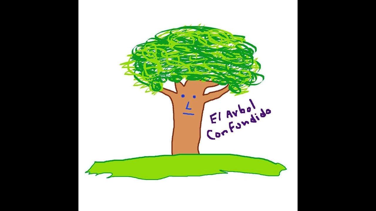 el árbol triste que no sabía quien era. historia para reflexionar ...