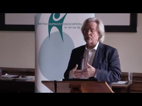 'Can a humanist make sense of war?' | A C Grayling speaks to Defence Humanists