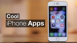 10 Cool iPhone Apps You Should Use (2017)