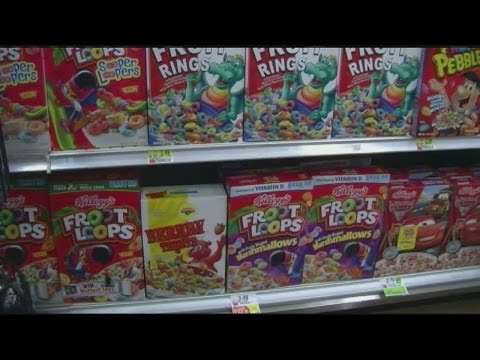 Kellogg will be cutting jobs by 2017