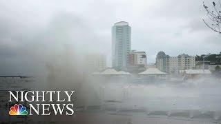 Մեքսիկայում գրանցված հզոր երկրաշարժը տեսանյութով