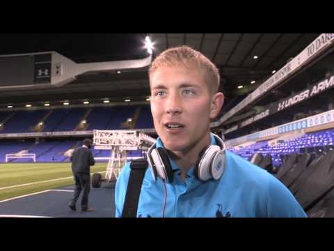 Lewis Holtby says Spurs can be one of Europe's top clubs