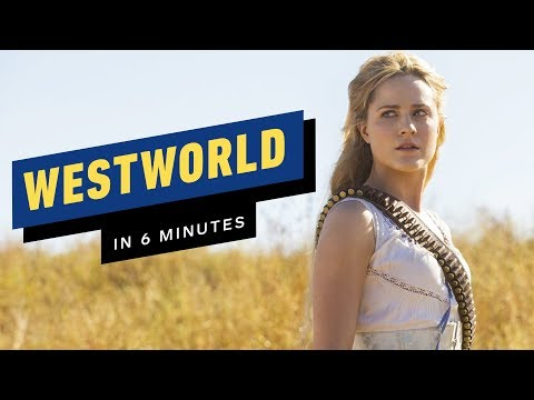 Westworld Season 1 And 2 Recap