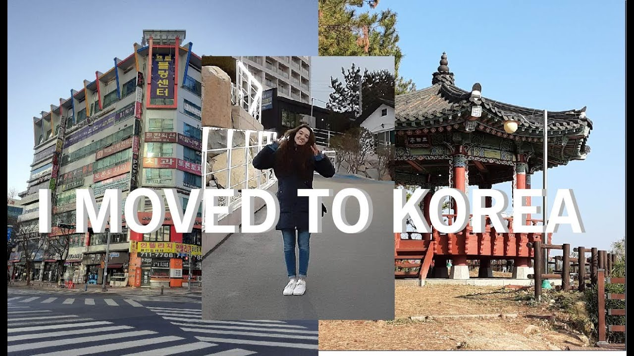 I Did A Thing. I Moved To Korea And Made A Video.